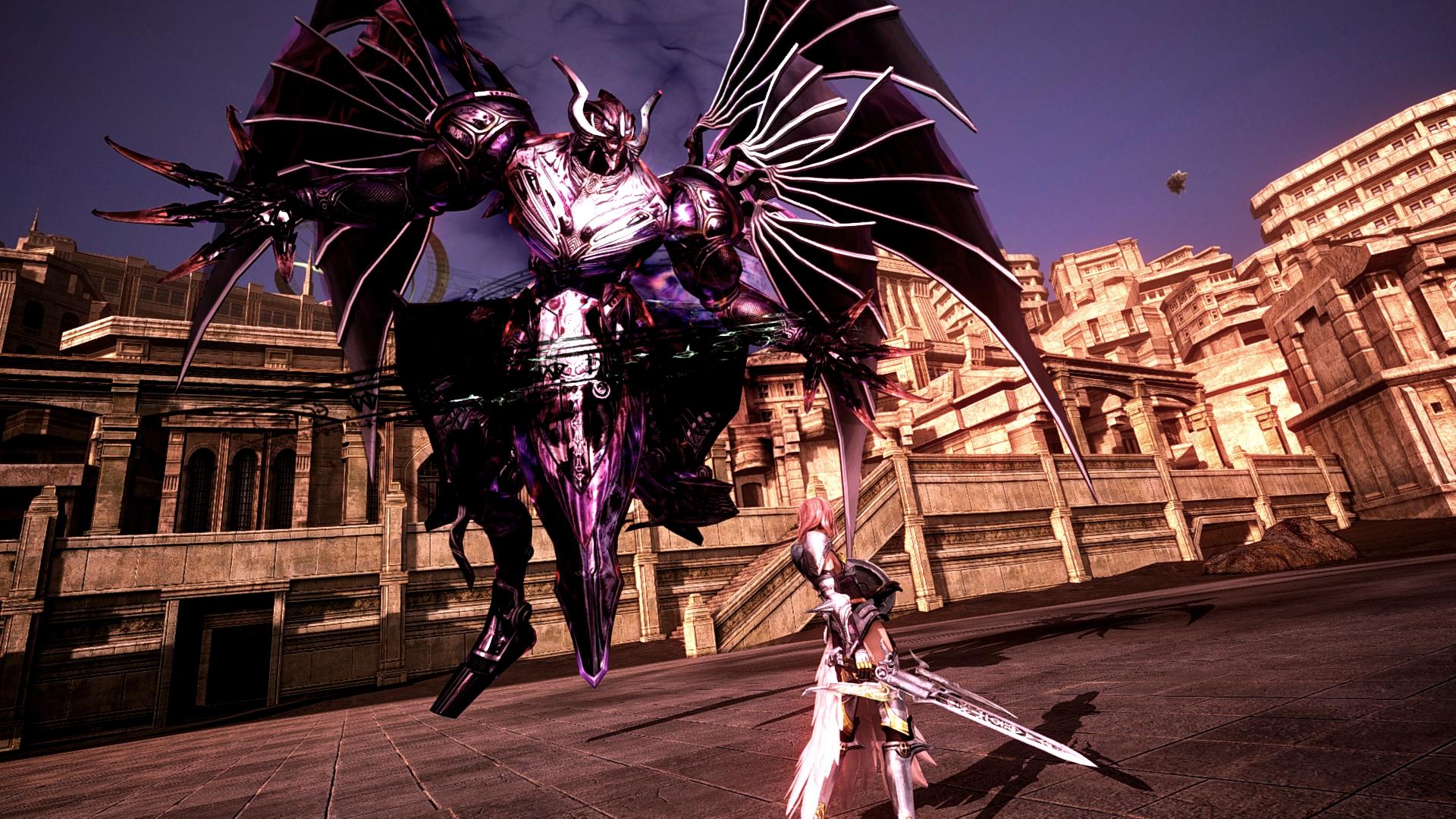 Chaos Bahamut Final Fantasy XIII Chaos Bahamut