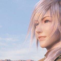 Лайтнинг в концовке <i>Final Fantasy XIII</i>.