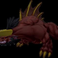 Behemoth King's model.