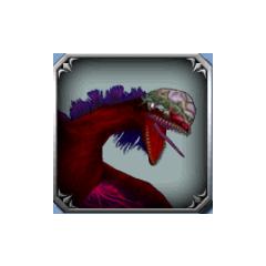 Angry Strange Bird (怒る怪鳥)