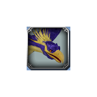 Powerful Bird