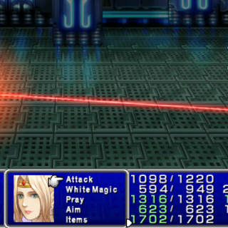 Laser (PSP)