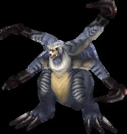 FF8 Death Claw