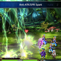 Anti-ATK/SPR Spark.