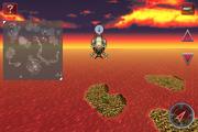 FFVI Android Dragon's Den World Map