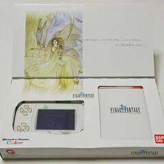 <i>Final Fantasy</i><br />Wonderswan Color<br />Japan, 2000