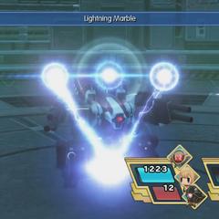 Lightning Marble.