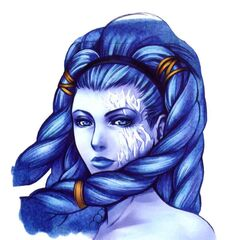 Shiva's Portrait.
