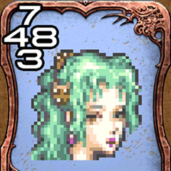 Terra from <i>Final Fantasy VI</i>.