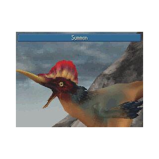 Cockatrice summon in <i>Final Fantasy IV</i> (DS).
