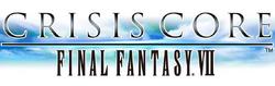 Crisis Core Final Fantasy VII Logo