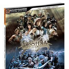 <i>Dissidia 012 Final Fantasy</i> Official Strategy Guide