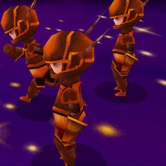 Guerreiros das Trevas em <i><a href=