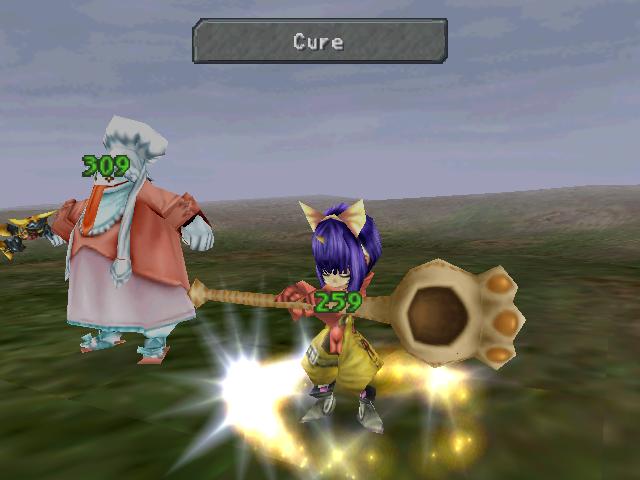 Wht Mag Final Fantasy Ix