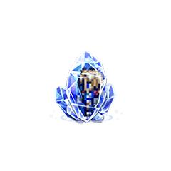 Zidane's Memory Crystal II.