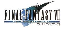 FFVII International Logo