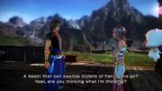 FFXIII-2 Serah & Noel Archylte Steppe