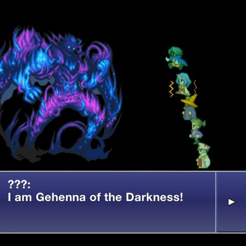 Gehenna revealed.