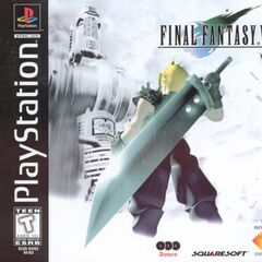 <i>Final Fantasy VII</i> <small><small>(via PlayStation Network)</small></small>