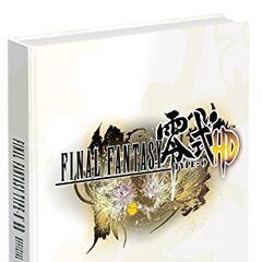 <i>Final Fantasy Type-0 HD</i> Official Strategy Guide