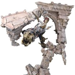 Final Fantasy Sculpture Arts.