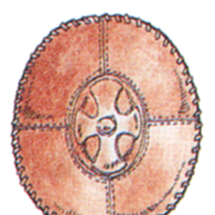 Leather Shield.