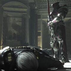 Regis morto por Glauca.