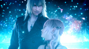 Serah and Snow together again Lightning Returns