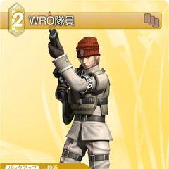 4-062C WRO Soldier (Male)