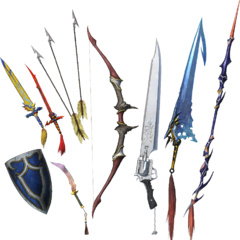 Bartz's Weapon Pack IV.