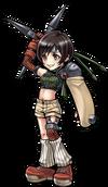 DFFOO Yuffie Kisaragi