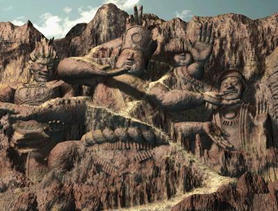 Da chao Statue Final Fantasy Wiki