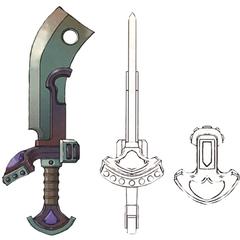 Concept artwork for the Defender.