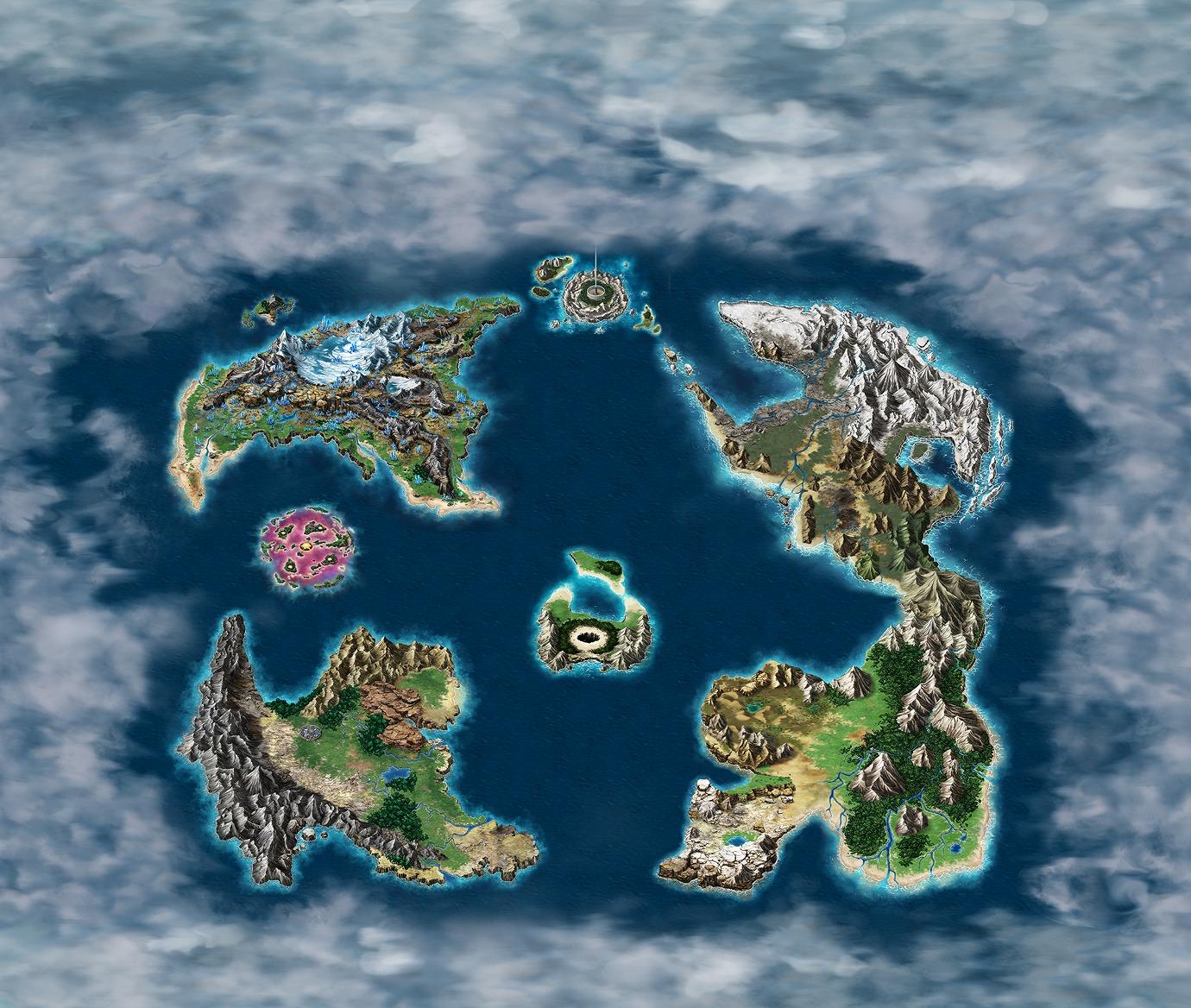 Paladia Final Fantasy Wiki Fandom Powered By Wikia