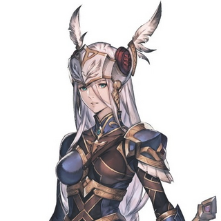 Lenneth from <i>Valkyrie Anatomia: The Origin</i>.