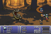 FFVI Red Reflect Bug