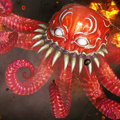 Cooked Ultros.