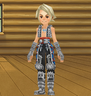FFXII Virtual World Vaan