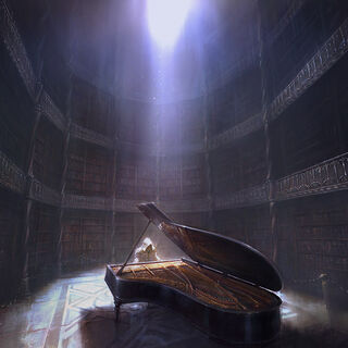 Piano Collections cover artwork.