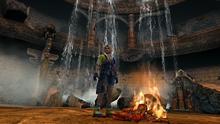 FFX HD Tidus Submerged Ruins