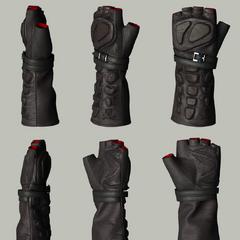 Перчатка.