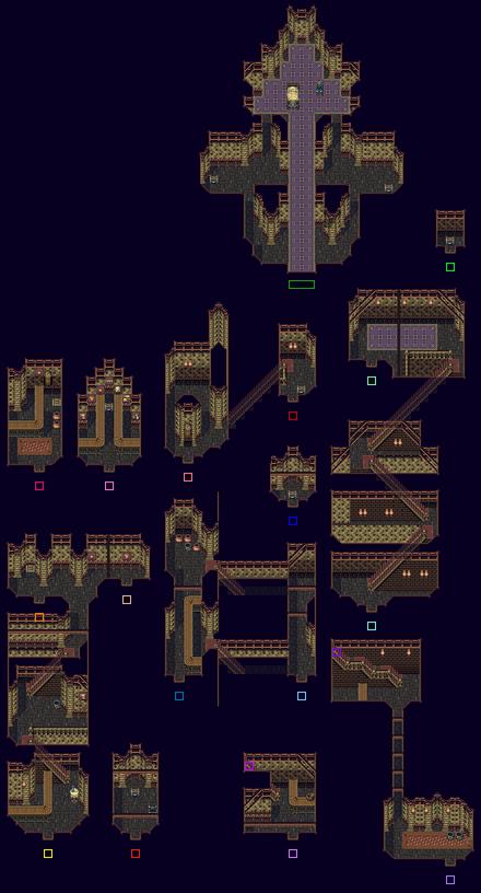 Zozo Interiors Map