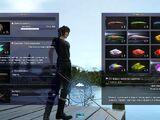 Список приманок Final Fantasy XV
