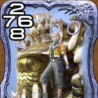 Alexander from <i>Final Fantasy XIII</i>.