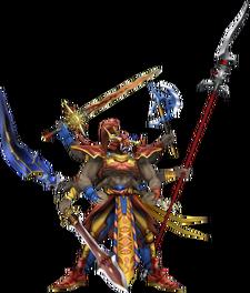 5 Gilgamesh La spada più potente (1)