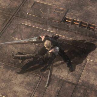 Kadaj's death.