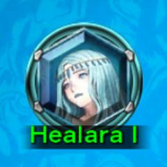 Aqua Maiden (Healara I).