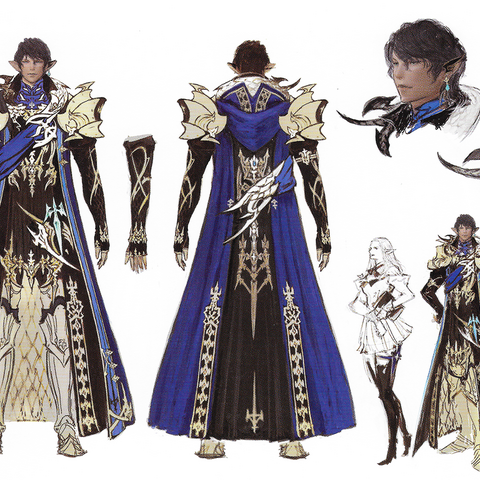 Aymeric de Borel | Final Fantasy Wiki | FANDOM powered by Wikia