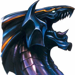Bahamut artwork from <i>Final Fantasy X</i>.