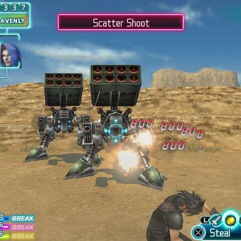 Scatter Shoot.